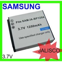 Bateria Camara Digital Samsung Bp-125a 3.7v Nuevo Guadalajar