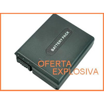 Bateria Recargable Np-ff50 P/camara Video Sony Dcr-pc107
