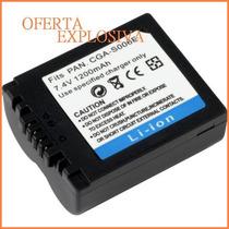 Bateria Recargable Cga-s006 Camara Panasonic Lumix Dmc-fz18