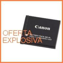 Bateria Li-ion Recargable Nb-8l P/camara Digital Canon A2200