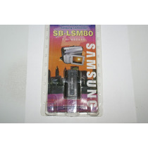 Bateria Samsung Sb-lsm80 Original Blister Pilas Samsung