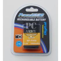 Batería Sony Np-fh50 7.4v 1000mah Para Videocámaras