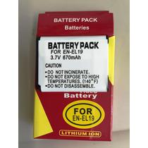 Bateria Nikon En El 19 Generica