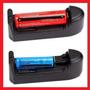 1 Pilas Baterias Recargables 18650 O 14500 + Cargador