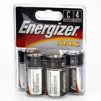 Energizer C Cell Batería Alcalina Retail Pack - Paquete De 4