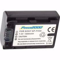 Batería Recargable Acd-759 Para Sony Power 2000