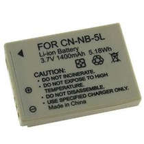 2 X Nb-5l Batería Para Canon Powershot Sx-series Sx200 Is /
