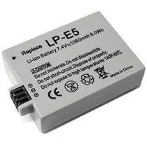 Batería Pila Lp-e5 Cámara Digital Canon Eos, Rebel Xs, Lbf