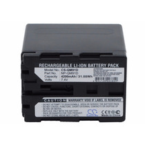 Bateria Pila Sony Qm91d Np-qm91d Fm30 Fm50 Fm70 Hwo