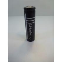 Pilas/bateria Recargables 3.7v Sj18650 6000mah Li-ion (par)