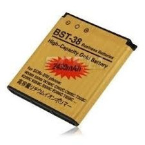 Bateria Alta Capaci Sony Ericsson Bst-38 W580i S500i W760c