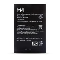 Bateria M4 Ss990 (a1500m) Pila Nueva