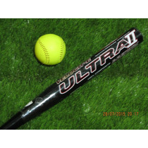 Bats Softball Miken Ultra I I Balance Hot Envio Gratis Aereo