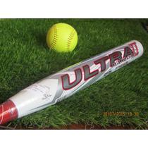 Bats Softball Miken Ultra I I Maxload Hot Envio Gratis Aereo