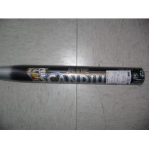 Bat Louisville Tps 33x24 Air Scandium Softbol Gas Comprimido