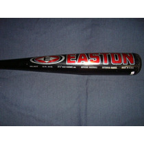 Bate De Beisbol Easton Black Magic Usado, 32/29