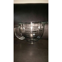 Tazon O Bowl Vidrio 2.5 P Batidoras Kitchen Aid Y Simi $450