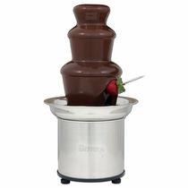 Fuente De Chocolate Sephra Classic 16 Plg. Acero Inox. 4lbrs