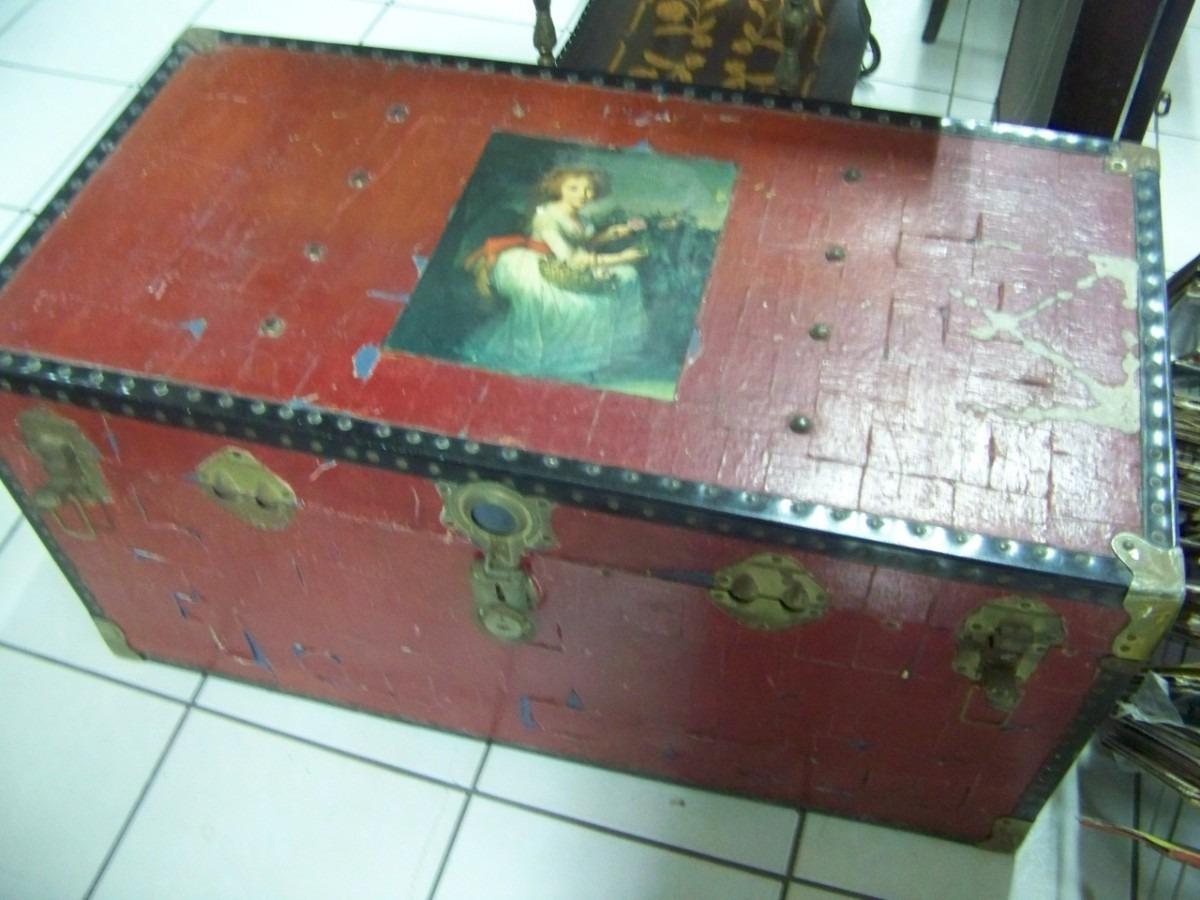 Baules antiguos u s en mercadolibre - Fotos de baules ...
