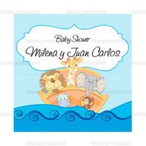 Kit Invitaciones Bautizo - Baby Shower - Primera Comunión