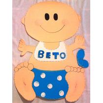 Figura Grande De Foamy 88 X 60 Cm, Bebé