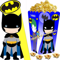 Kit Imprimible Batman Bebe Baby Cotillon Y Candy Bar