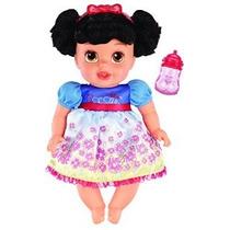 Mi Primera Princesa Disney Deluxe Bebé Blancanieves Doll