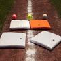 Juego De Bases Incluye 1a Base Doble Softbol