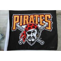 Bandera Para Auto Pittsburgh Pirates Mlb Baseball Sports