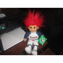Troll Russ Angeles Anaheim Beisbol Mlb