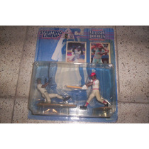 Mlb Starting Lineup Ken Griffey Y Ken Griffey Jr 2pack