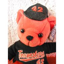Peluche Teamseter Bear Angeles Dodgers Stadium Baseball Oso
