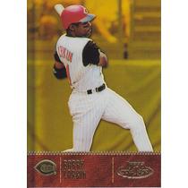 2001 Topps Gold Label Class 1 Gold Barry Larkin Reds /999
