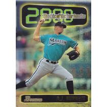 1999 Bowman Roy Favorites A.j. Burnett P Marlins