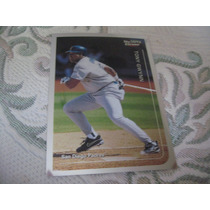 1999 Topps Super Chrome Tony Gwynn San Diego Padres