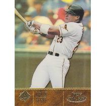 2001 Topps Gold Label Class 1 David Segui 1b Orioles