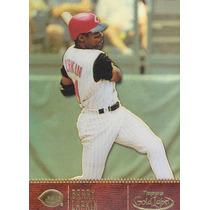 2001 Topps Gold Label Class 1 Barry Larkin Ss Reds
