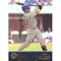 2001 Topps Gold Label Class 2 Phil Nevin 3b Padres