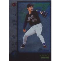 1998 Bowman International Masato Yoshii P Mets