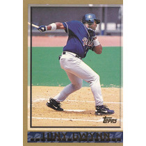 1998 Topps Tony Gwynn Padres
