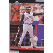 2001 Upper Deck Mvp Ken Griffey Jr. Reds