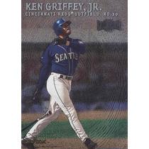 2000 Metal Ken Griffey Jr. Mariners