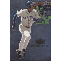 1999 Metal Universe Fly Ken Griffey Jr. Mariners