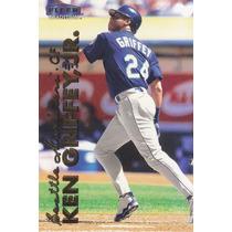 1999 Fleer Tradition Ken Griffey Jr. Mariners