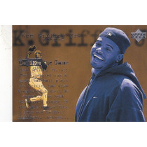 1997 Upper Deck Define Game Ken Griffey Jr. Mariners