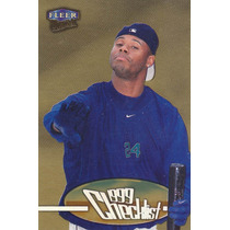1999 Fleer Ultra Checklist Gold Medallion Ken Griffey Jr.