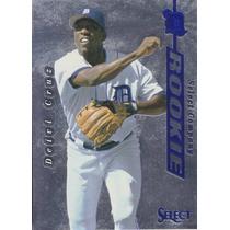 1997 Select Blue Company Rookie Deivi Cruz Tigers