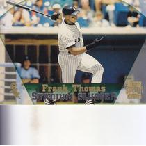 1997 Stadium Club Slugger Frank Thomas 1b White Sox