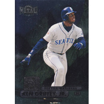 1998 Metal Universe Ken Griffey Jr. Of Mariners