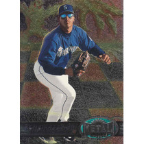 1997 Metal Universe Ken Griffey Jr. Of Mariners